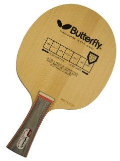 Butterfly Primorac Carbon FL Blade  Table Tennis Blades  Sports & Outdoors