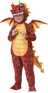 Fire Breathing Dragon Toddler Costume Clothing