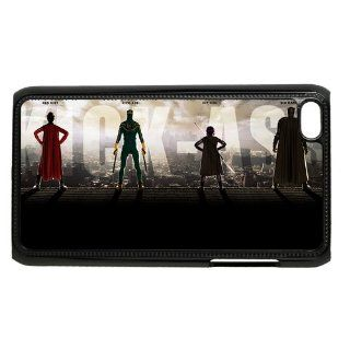 LVCPA Kick Ass Hollywood Hit Movie Printed Hard Plastic Case Cover for Ipod Touch 4 (7.18)CPCTP_907_03 Cell Phones & Accessories