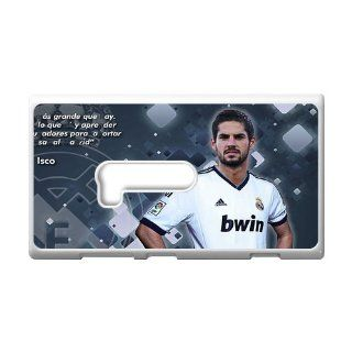 DIY Waterproof Protection Real Madrid CF Super Football Star Francisco Alarcon Suarez Case Cover For Nokia Lumia 920 01506 02 Cell Phones & Accessories