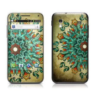 Mandela Design Protective Skin Decal Sticker for Samsung Captivate Glide SGH i927 Cell Phone Cell Phones & Accessories