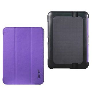 FITTING CASE 3 FOLDING KINDLE FIRE 7 PURPLE Computers & Accessories