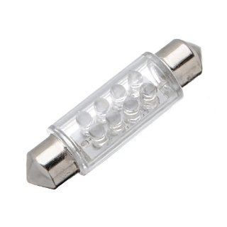 8 LED 42mm Car Interior Dome Festoon Light Lamp   Led Household Light Bulbs