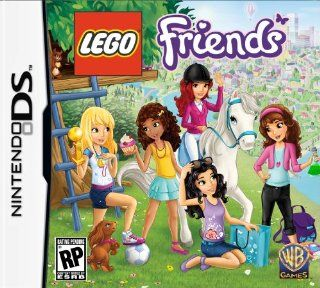 LEGO Friends   Nintendo DS Video Games