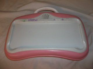 Little Touch Leap Pad System   Pink   comes with book, cartridge, and batteries   good condition