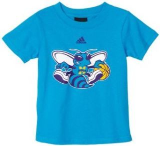 NBA New Orleans Hornets Short Sleeve Tee Team Logo   R8A38Mkho Youth  Sports Fan T Shirts  Clothing