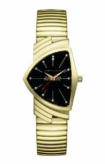 Hamilton Ventura Shaped Elvis Anniversary Black Dial Men's watch #H24471131 at  Men's Watch store.