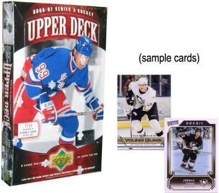 2006/07 Upper Deck Series 2 Hockey Hobby Box Sports & Outdoors