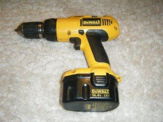 "DEWALT DW990K 2 14.4 Volt XRP 1/2"" Cordless Adjustable Clutch Drill/Driver Kit   Power Drills"