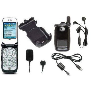 Brand Motorola Nextel i930 Black IDEN Camera Phone Cell Phones & Accessories