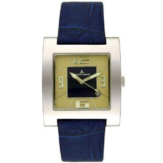 Jacques Lemans Men's 968Y La Passion Royal Blue Stainless Steel Watch at  Men's Watch store.