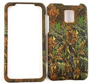 LG G2X Optimus P999 Camo / Camouflage Hunter Series Hard Case/Cover/Faceplate/Snap On/Housing/Protector Cell Phones & Accessories