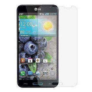 LG Optimus G Pro E980 Anti Glare Screen Protector Cell Phones & Accessories