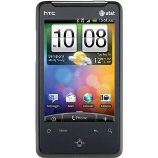 HTC Aria Black WiFi Android GSM QuadBand 3G At&t Cell Phone Cell Phones & Accessories