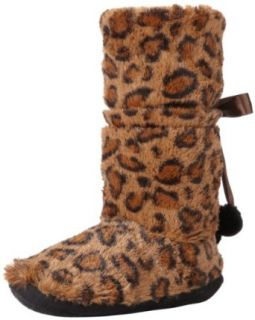 Anna Sui Women's Faux Fur Slipper Boot Clothing
