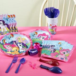 My Little Pony Friendship Magic Party Pack for 1