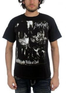 Emperor   Mens Anthems To Welkin T Shirt In Black Clothing