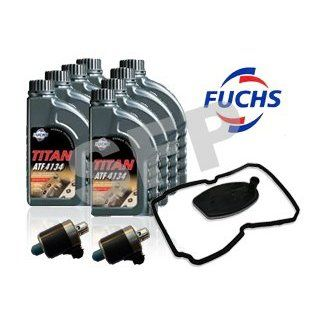 AMG MB Blue Top Solenoid, Gasket & Fluid Kit Dodge Chrysler NAG1 722.6 Trans Automotive