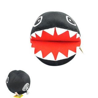 "Nintendo Super Mario Bros Chain Chomp 8"" Plush Doll BK Toys & Games"