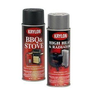 Krylon 1402 High heat aluminum spray paint