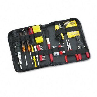 Fellowes� 30 Piece Computer Tool Kit in Black Vinyl Zipper Case   Hand Tool Sets