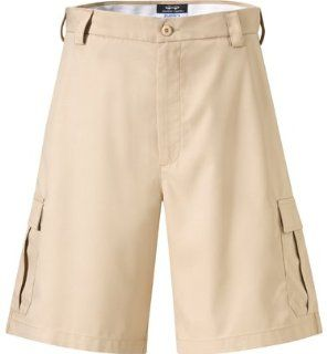 Snake Eyes Mens Players Flat Front Cargo Shorts( INSEAM N/A ) Sports & Outdoors