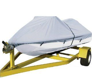 GREY, TRAILERABLE JET SKI PWC COVER FITS Sea Doo Bombardier GTX LTD 1998 1999  Boat Covers  Sports & Outdoors