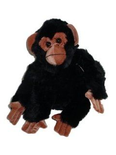 "11"" Chimpanzee Chimp Monkey Plush Stuffed Toy Soft and Squishable Toys & Games"