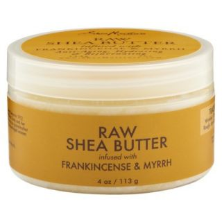 SheaMoisture Raw Shea Butter infused with Franki