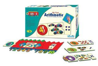 Kodkod ''My First Arithmetic'' Fun, Educational Game  Affordable Gift for your Little One Item #LMID 9482 Toys & Games