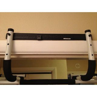 Perfect Fitness Multi Gym Pro, White  Pull Up Bars  Sports & Outdoors