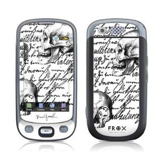 Liebesbrief Design Protective Skin Decal Sticker for Samsung Highlight SGH T749 Cell Phone Cell Phones & Accessories