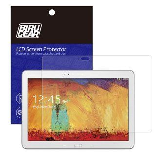 BIRUGEAR Premium HD Crystal Clear LCD Screen Protector for Samsung Galaxy Note 10.1 2014 Edition ( WI FI / 3G SM P600 / SM P601, LTE SM P605 )   10.1'' Android Tablet Computers & Accessories