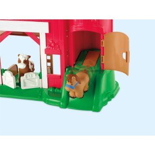 Fisher Price Little People Fun Sounds Farm Toys & Games