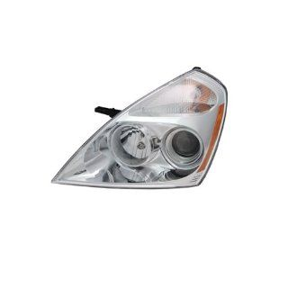 TYC 20 11837 00 Replacement Passenger Side Head Lamp for Kia Sedona Automotive