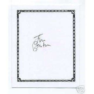 Jim Benton It's Happy Bunny Author Artist Signed Autograph Bookplate   Memorabilia Entertainment Collectibles
