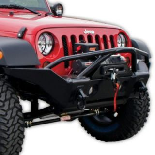 2007 2013 Jeep Wrangler (JK) Bumper   Rampage, Rampage Recovery