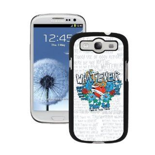 Whatever White Samsung Galaxy 3 Case Cell Phones & Accessories