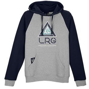LRG Infantree Pullover Hoodie   Mens   Casual   Clothing   Navy