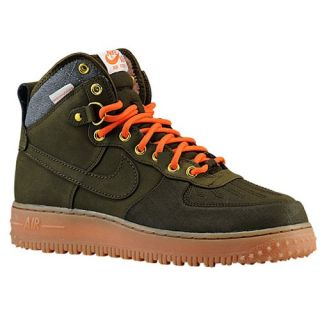 Nike Air Force One Duckboot   Mens   Basketball   Shoes   Baroque Brown/Baroque Brown