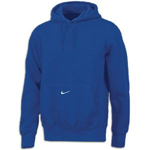 Nike Core Fleece Pullover Hoodie   Mens   For All Sports   Clothing   Royal/White