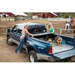 Bestop 15240 01 ZipRail Truck Tonneau Cover for Dodge Ram 1500, 6.4' Bed, 2009 2012; Dodge Ram 2500/3500, 6.4' Bed, 2010 2013 (except Ram Box) Automotive