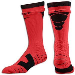 Nike Vapor Football Crew Socks   Mens   Football   Accessories   University Red/Black