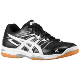 ASICS� Gel Rocket 7   Mens   Volleyball   Shoes   Black/White/Silver
