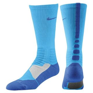 Nike Hyper Elite Basketball Crew Socks   Mens   Basketball   Accessories   Blue Hero/Game Royal