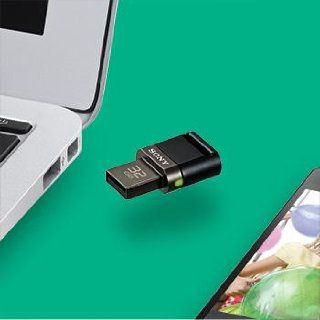 Sony 32GB Microvault USB Flash Drive for Smartphone (USM32SA1/B) Computers & Accessories
