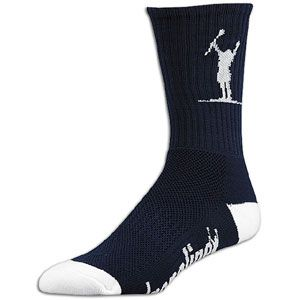 Adrenaline Lacrosse Carlson Socks   Mens   Lacrosse   Accessories   Navy