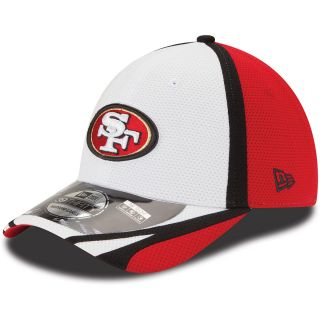 NEW ERA Mens San Francisco 49ers 2014 Training Camp 39THIRTY Stretch Fit Cap