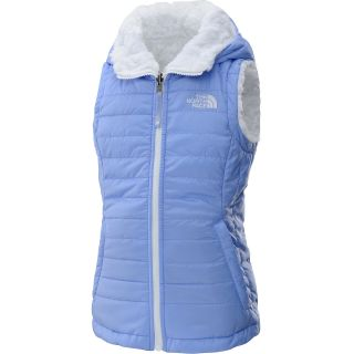 THE NORTH FACE Girls Mossbud Swirl Vest   Size XS/Extra Small, Dynasty Blue