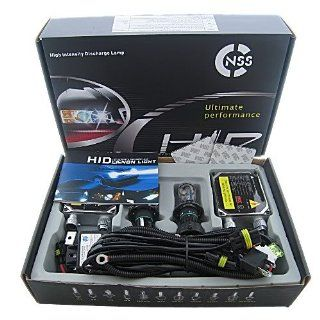 NSSC� H4 9003 35w 12000k Bright Blue Bi Xenon HID Conversion Kit Automotive